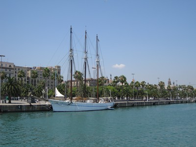 Skepp Port Vell BCN