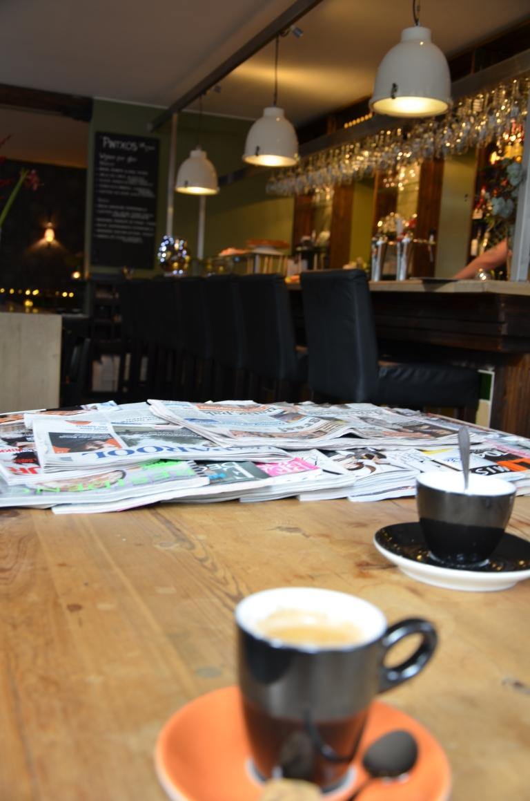 café oliva Amsterdam