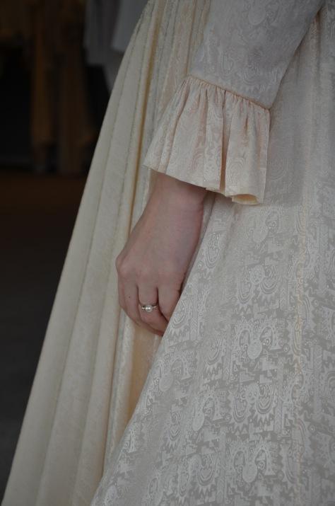 bröllop vintage ring