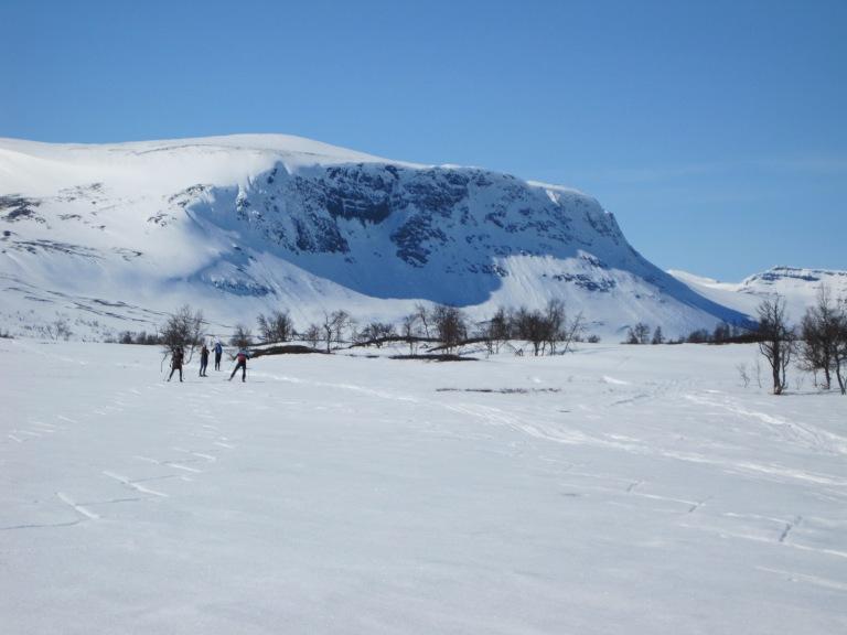 skidor påsk ammarnäs