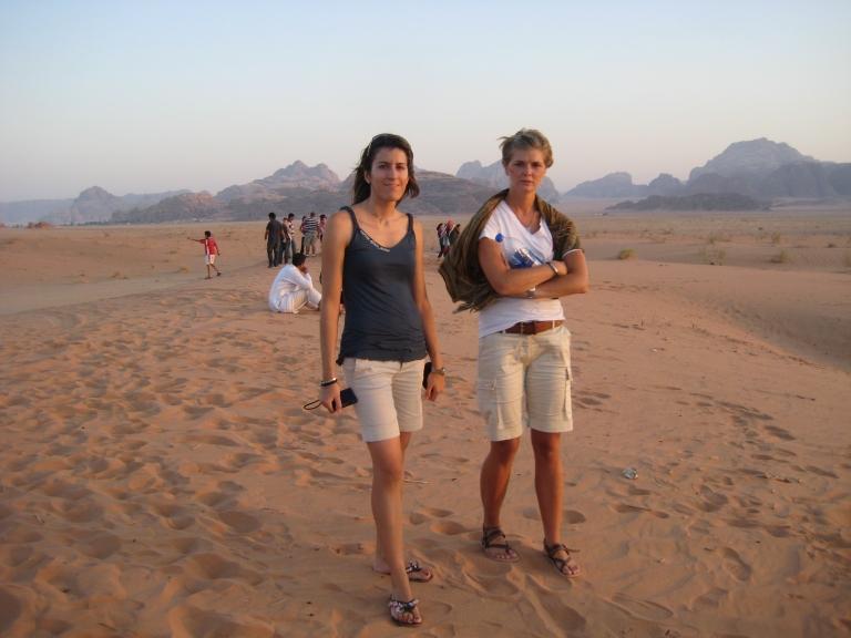 Wadi Rum 2008