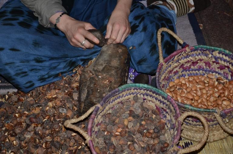 Marocko resa Johanna Westberg