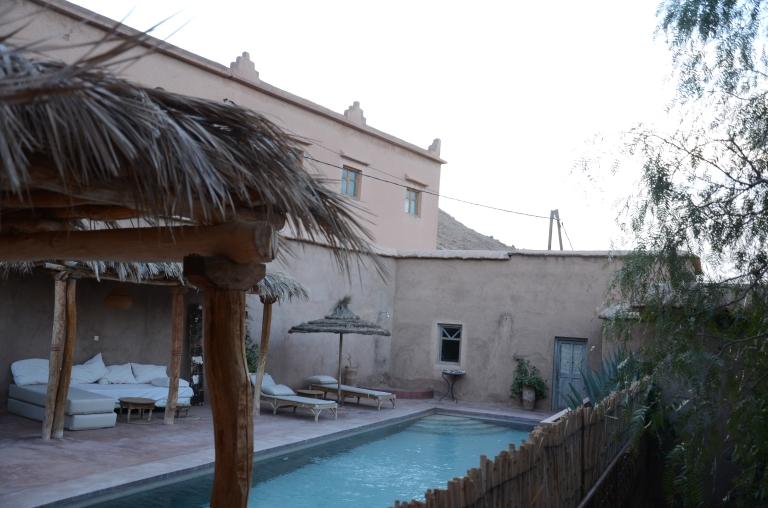 pool hotel irocha