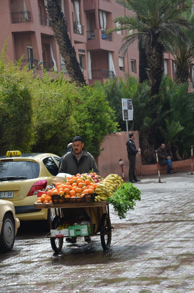 apelsiner marrakesh