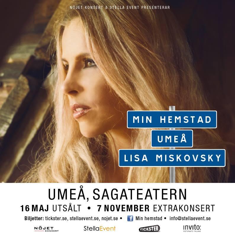 Lisa Miskovsky - Min Hemstad