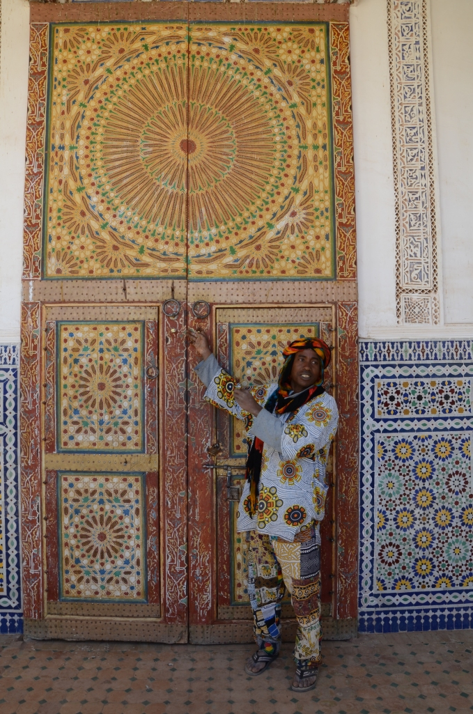 dörrar Marocko