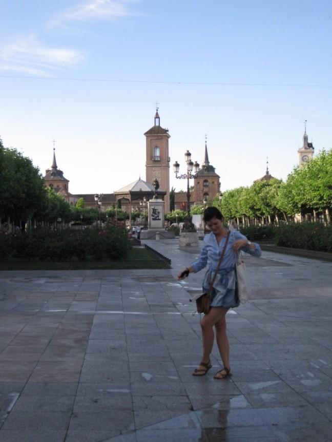 Johanna Westberg Alcalá de Henares