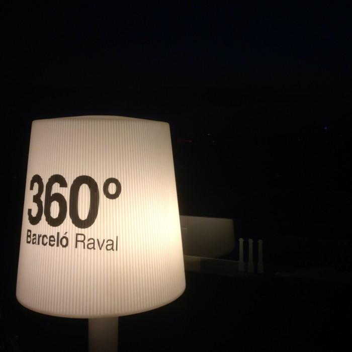 360 takterass raval barcelona