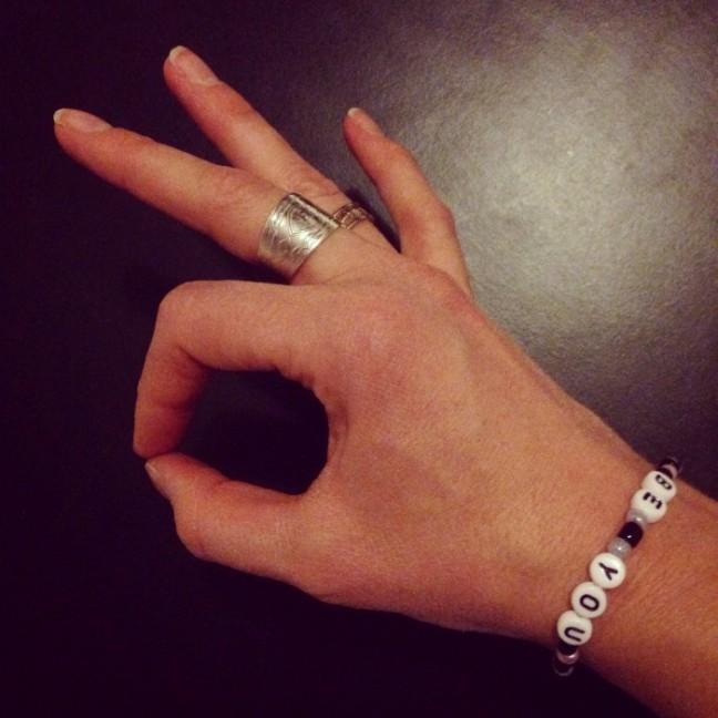 tilia armband be you
