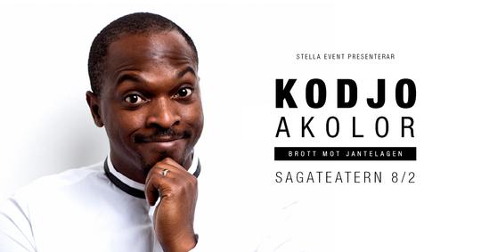 Kodjo till Umeå