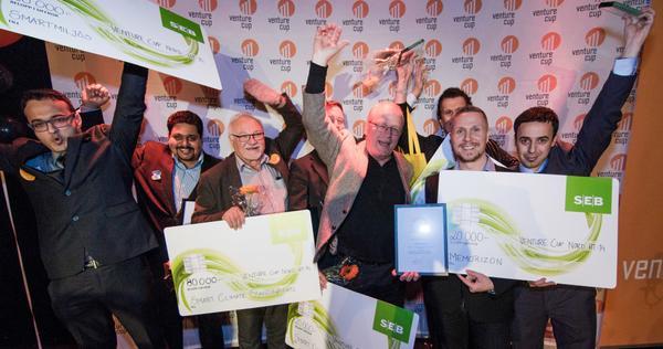 vinnare i venture cup höst 2014 region nord