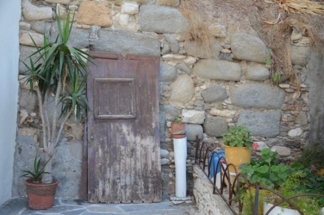 dörr i grekland