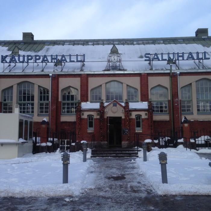 Helsingfors saluhall