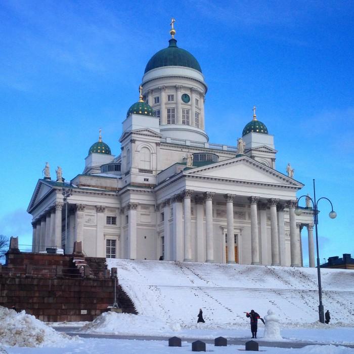 Helsingfors katedral