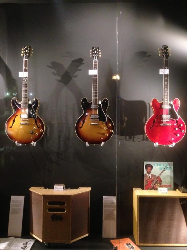 Guitars museum