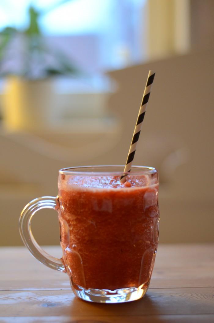 morot ingefära blodapelsin juice