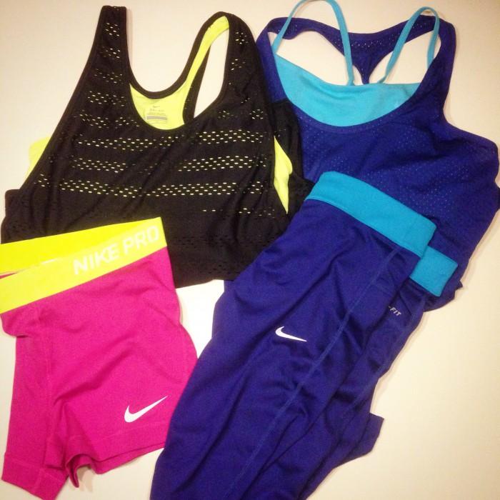 nike träningskläder