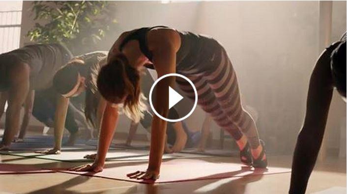 Nike studio wrap movie