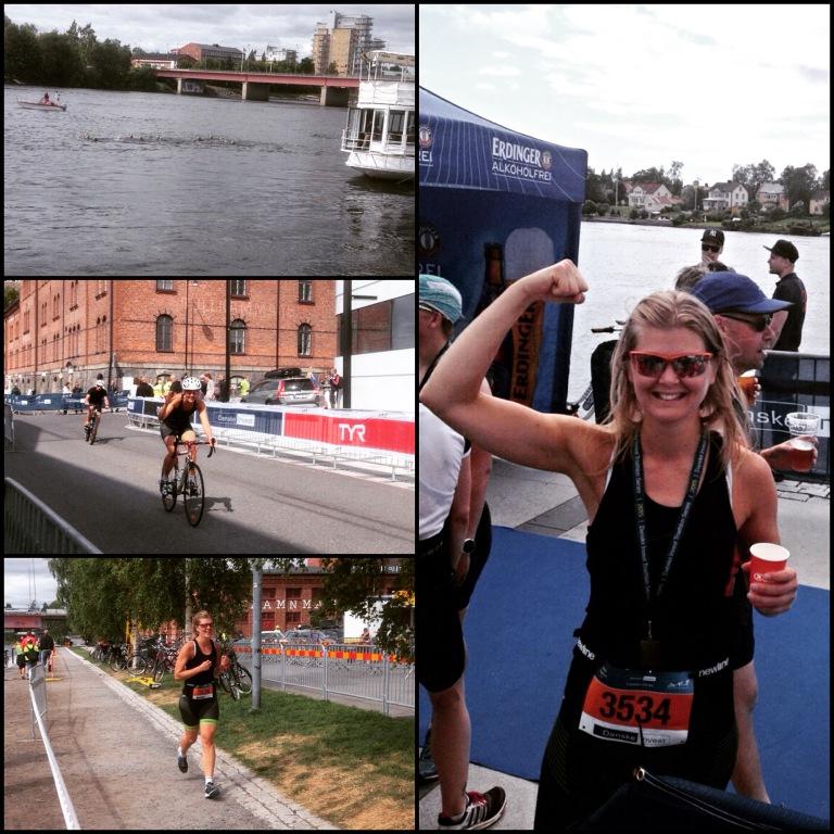 Umeå triathlon 2015