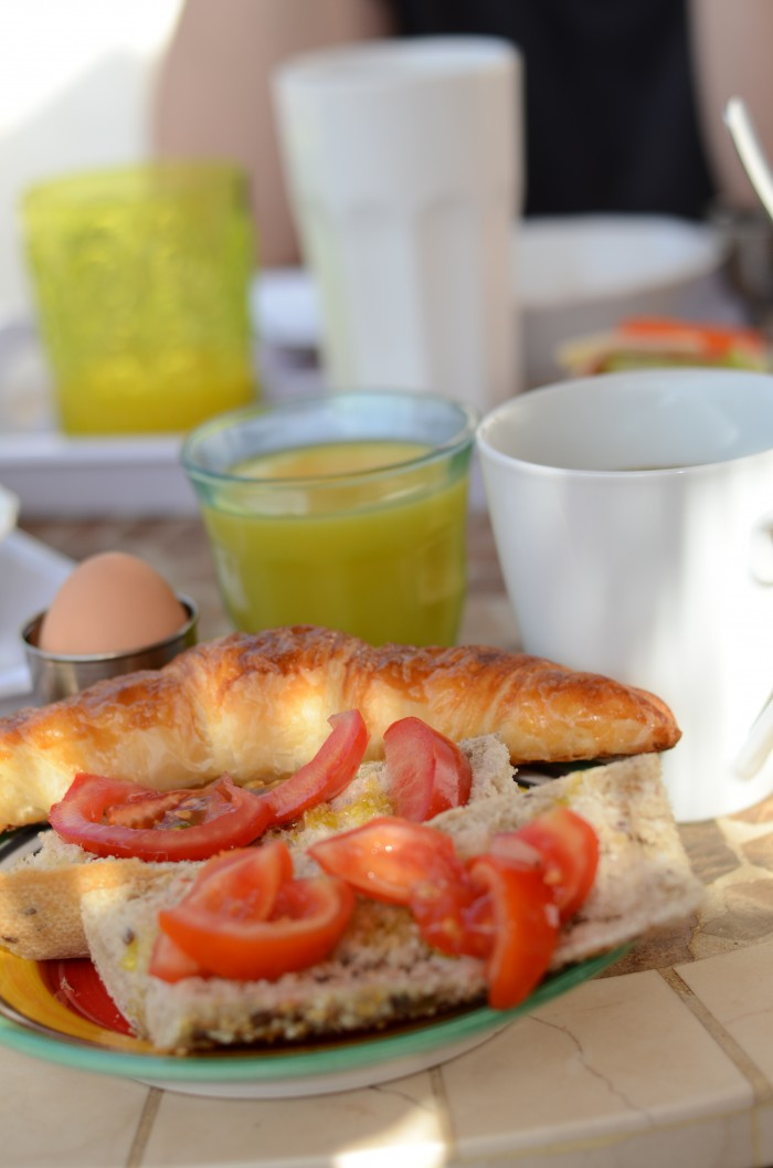 semesterfrukost