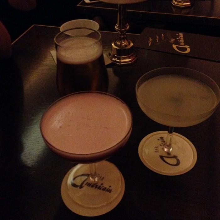 bar american london