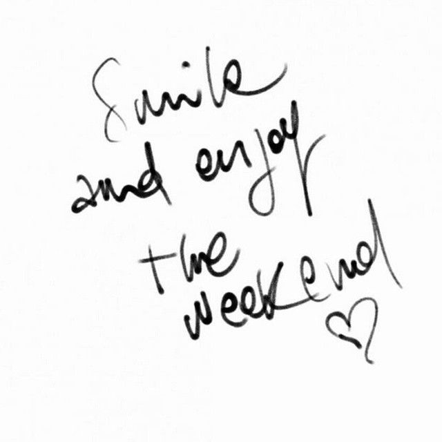161468-smile-enjoy-the-weekend