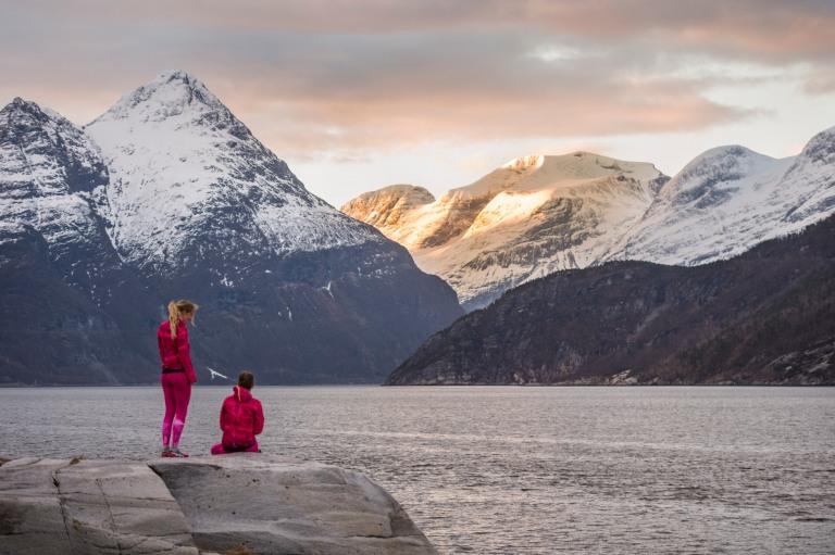 Systrar i Bergen