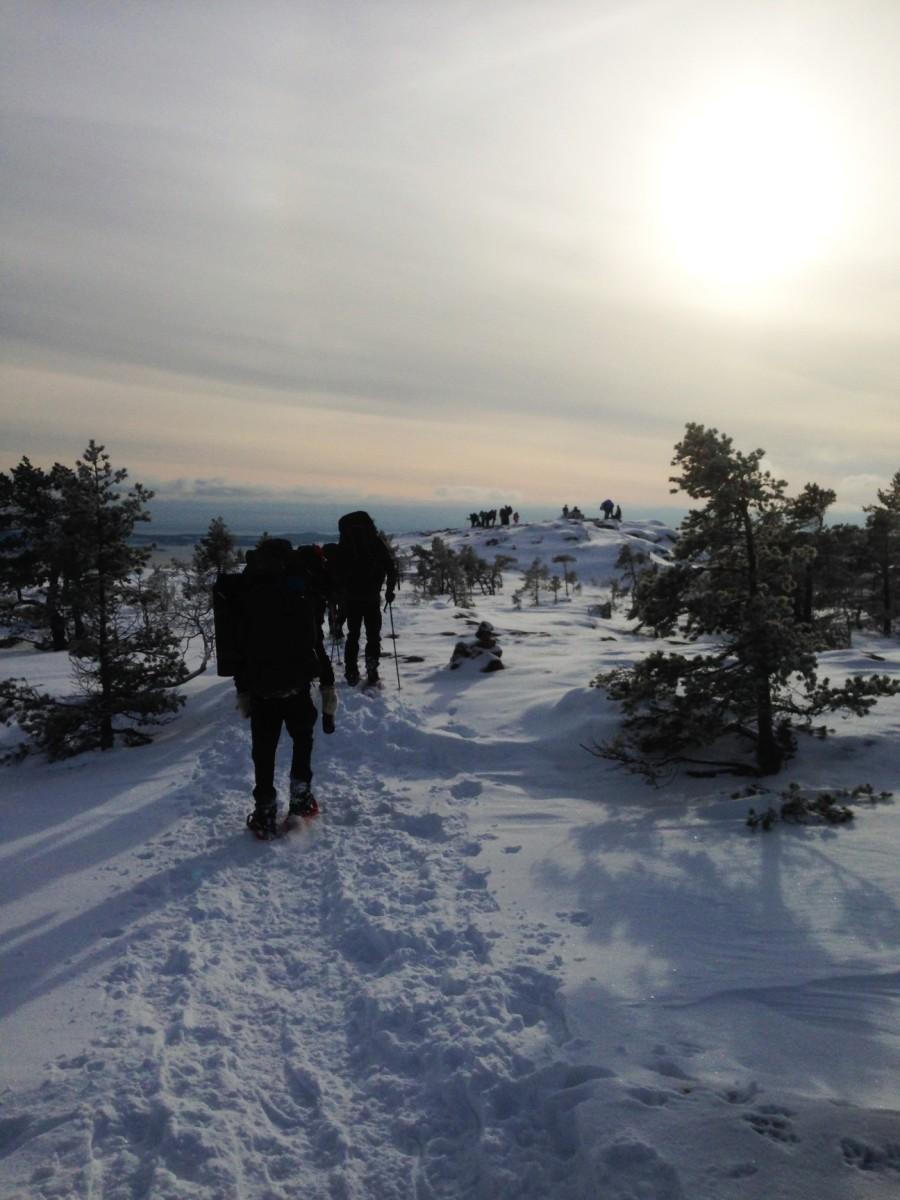 Packlista - fjälltur och vandring på vintern