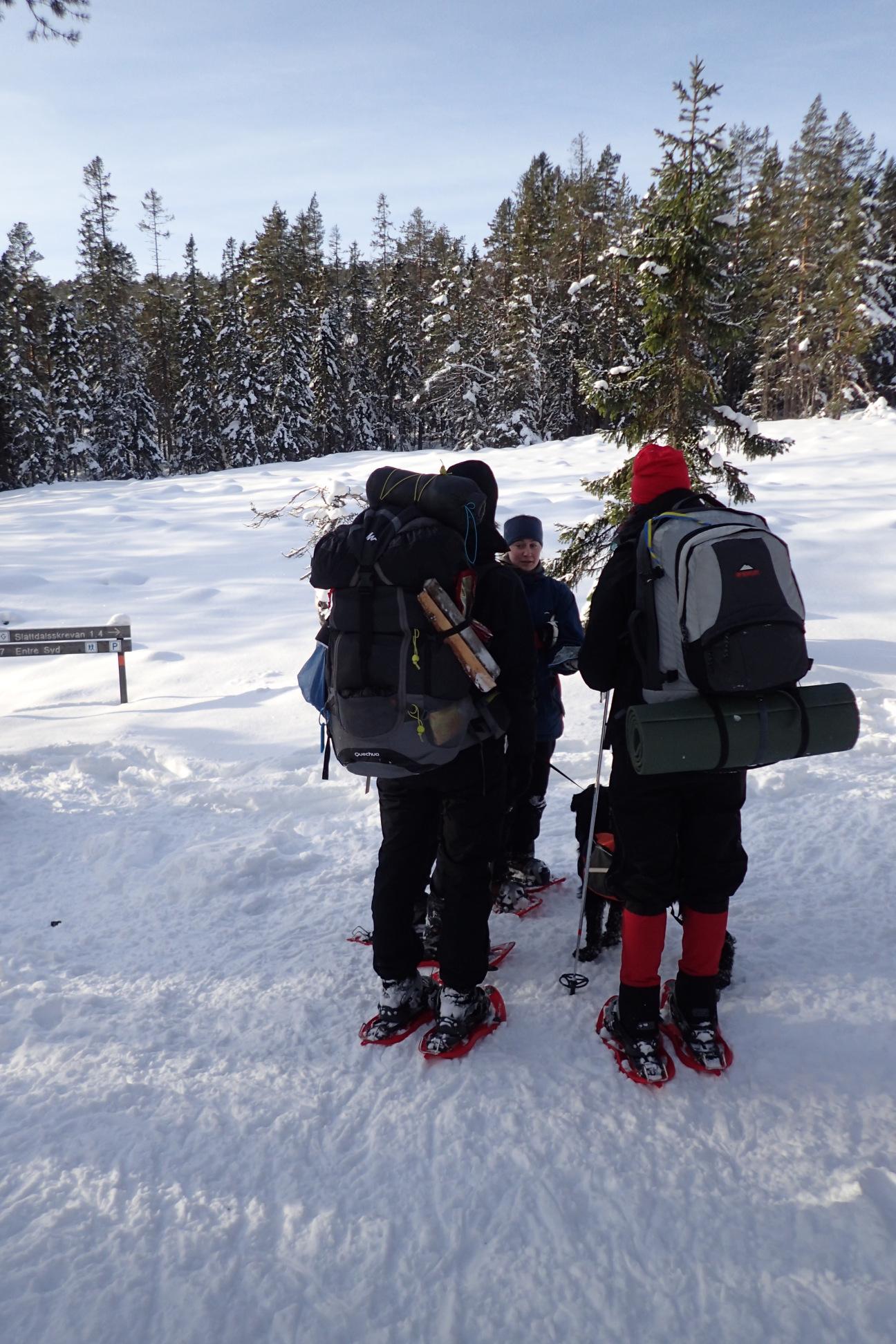Packlista – fjälltur och vandring på vintern – Johanna Westberg