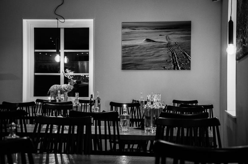 Två restauranger att inte missa iHemavan