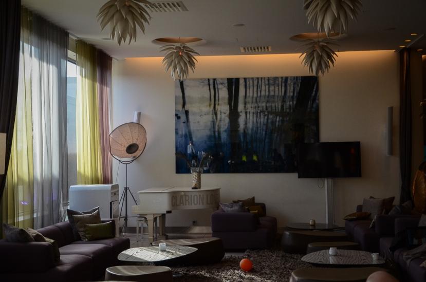 Svenska resebloggar på Clarion HotelArlanda