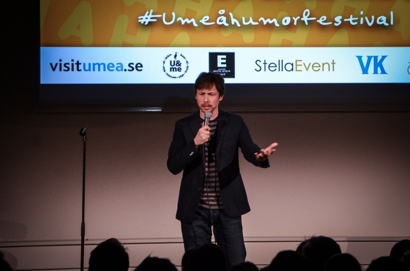 Umeå humorfestival 2017 ibilder
