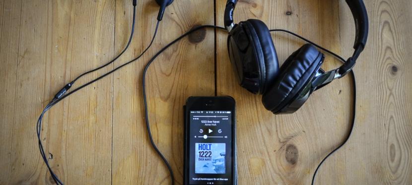 Prova lyssna på ljudböcker hosBookBeat