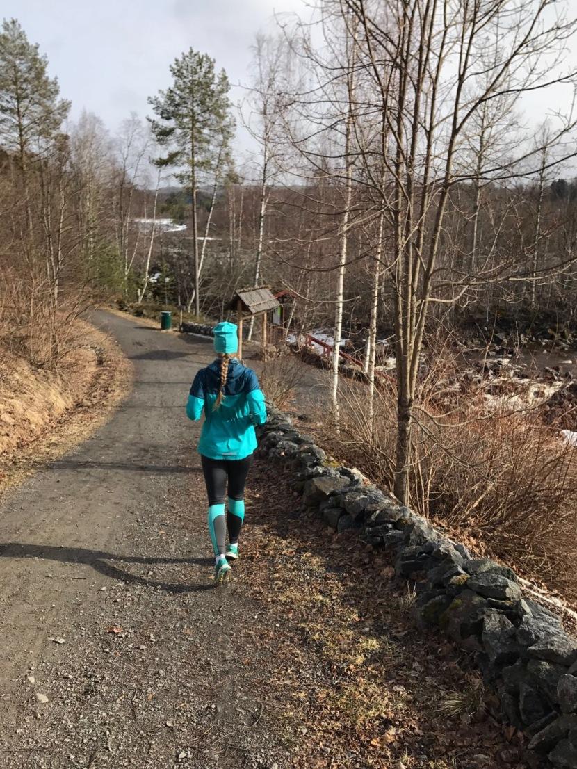 Löpning och valborg –v.17!