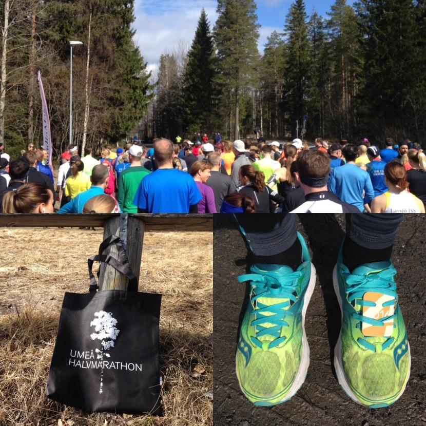 Umeå halvmaraton 2017