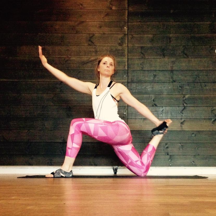 Test av ny yogax3