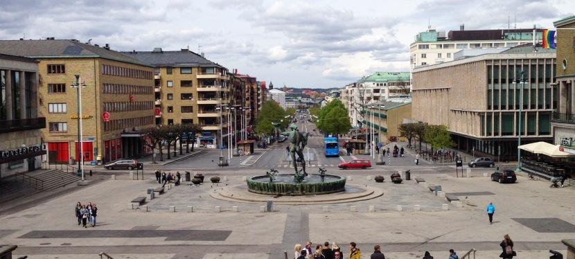 Vykort från Göteborg