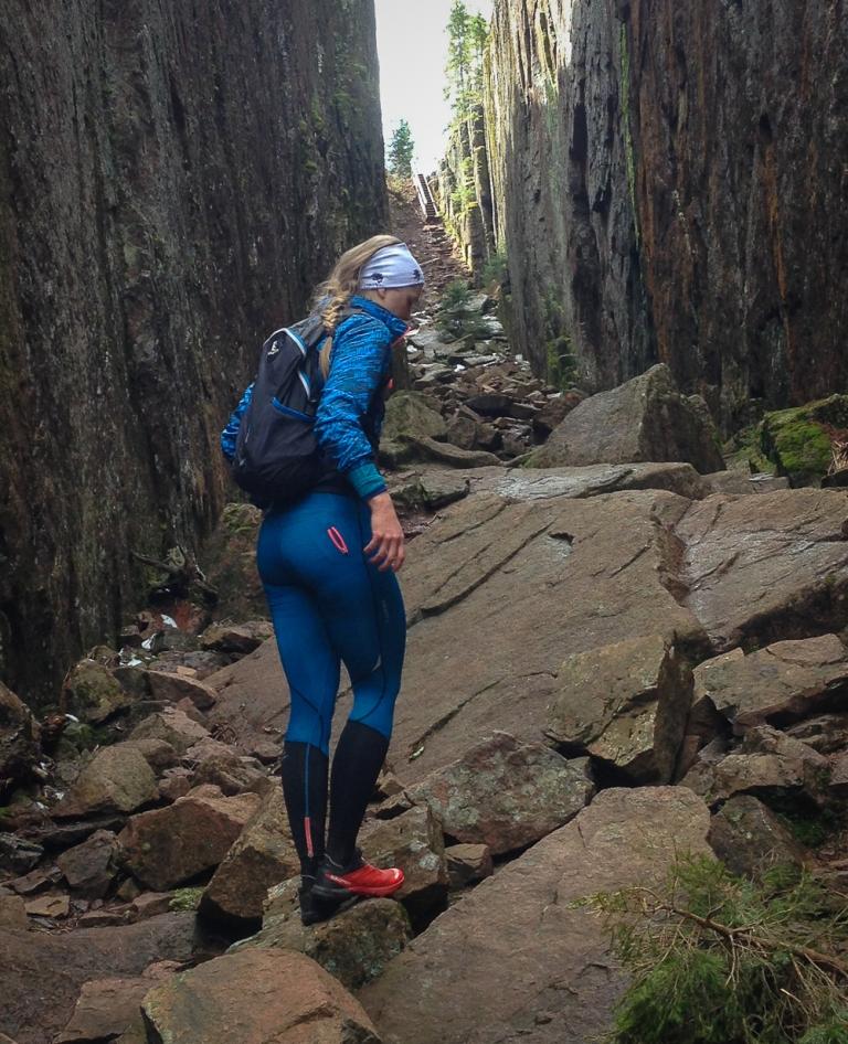 Trailrunning skuleskogen höga kusten (14)