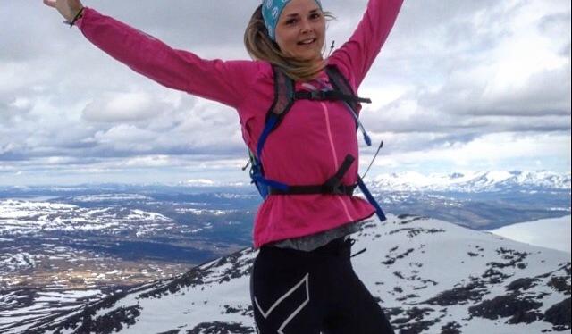 Semesterkänsla och workout Åre – v.222017