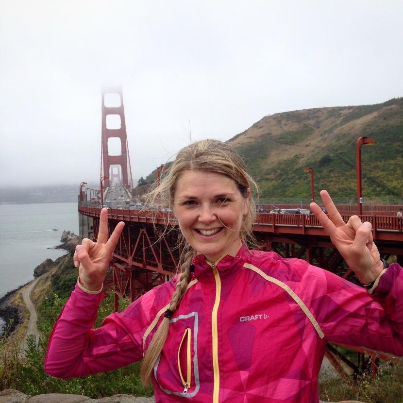 Resfeber, uppstekt palt och San Francisco– v.252017