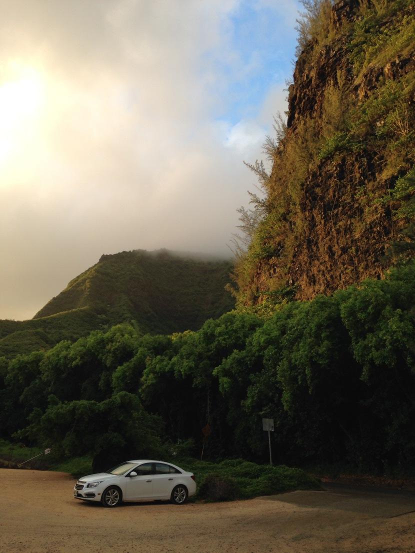 Na'Pali coast, kite och magisk natur– v.272017