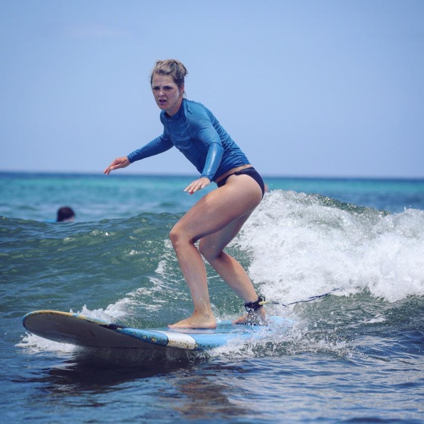 Surf, Waikiki och Alcatraz – v.282017