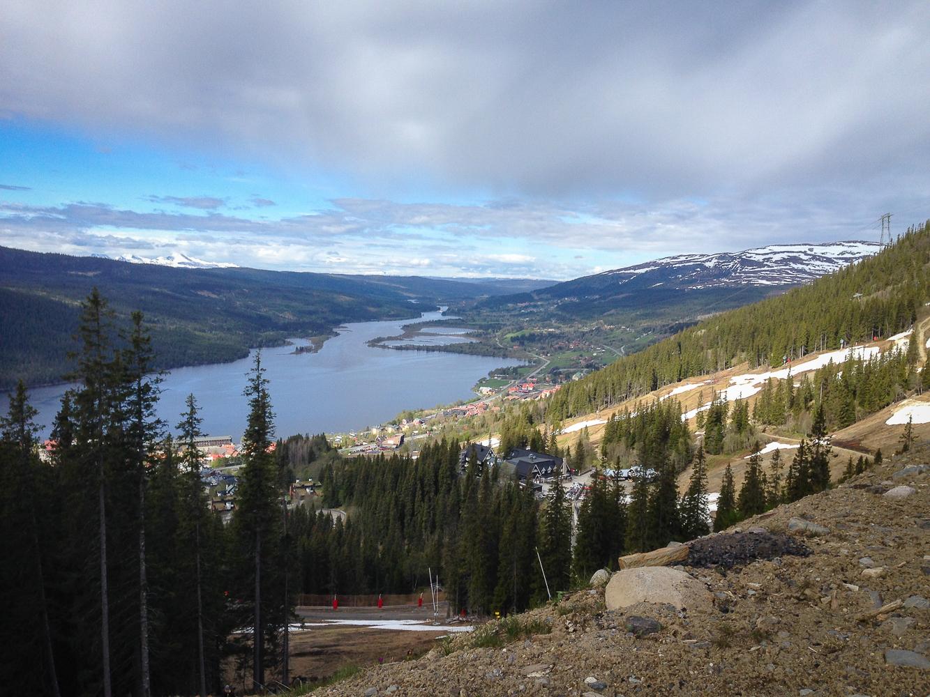 Topptur Åreskutan sommar (1 of 11)