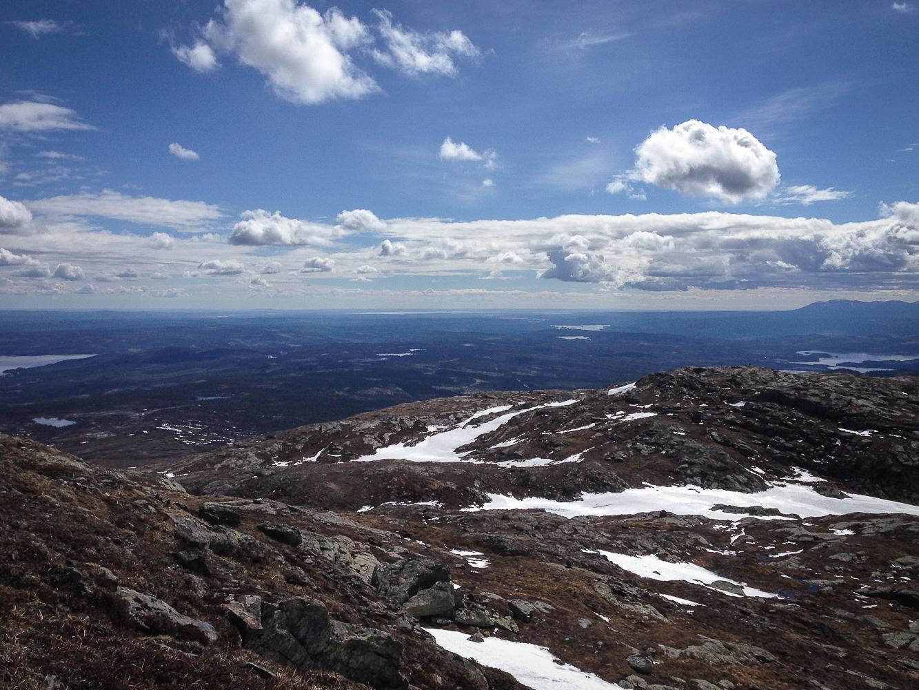 Topptur Åreskutan sommar (4 of 11)