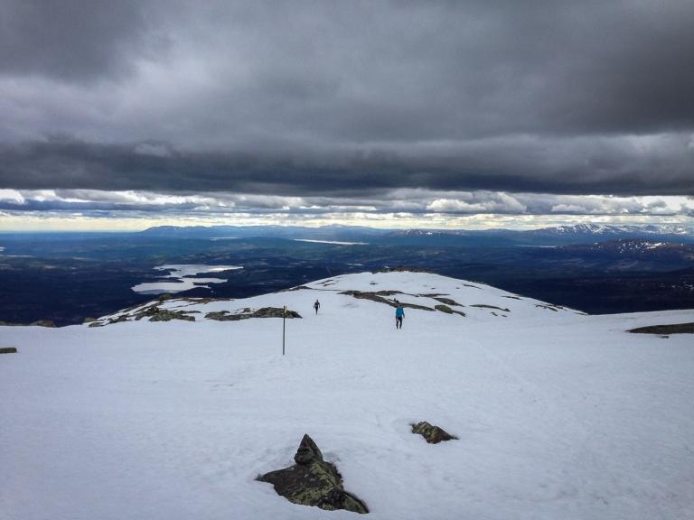 Topptur Åreskutan sommar (6 of 11)