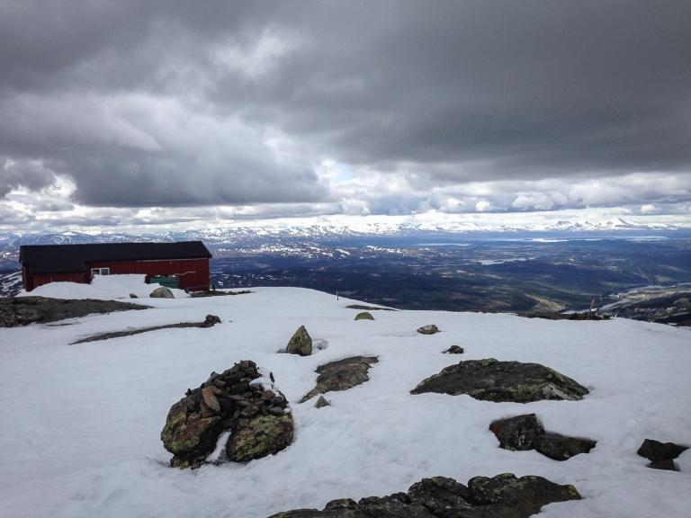 Topptur Åreskutan sommar (7 of 11)