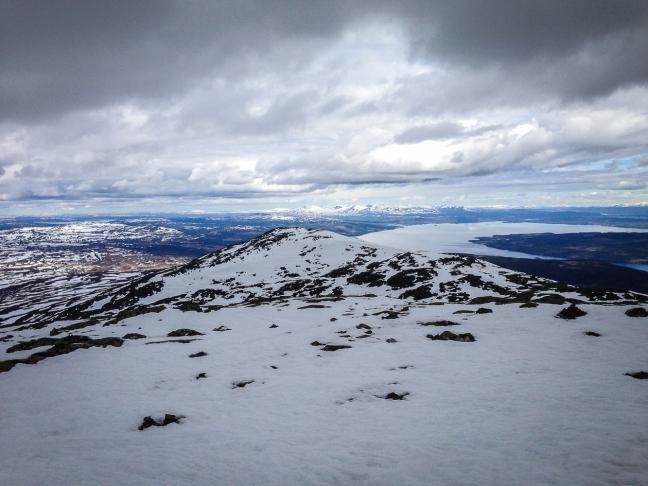 Topptur Åreskutan sommar (8 of 11)