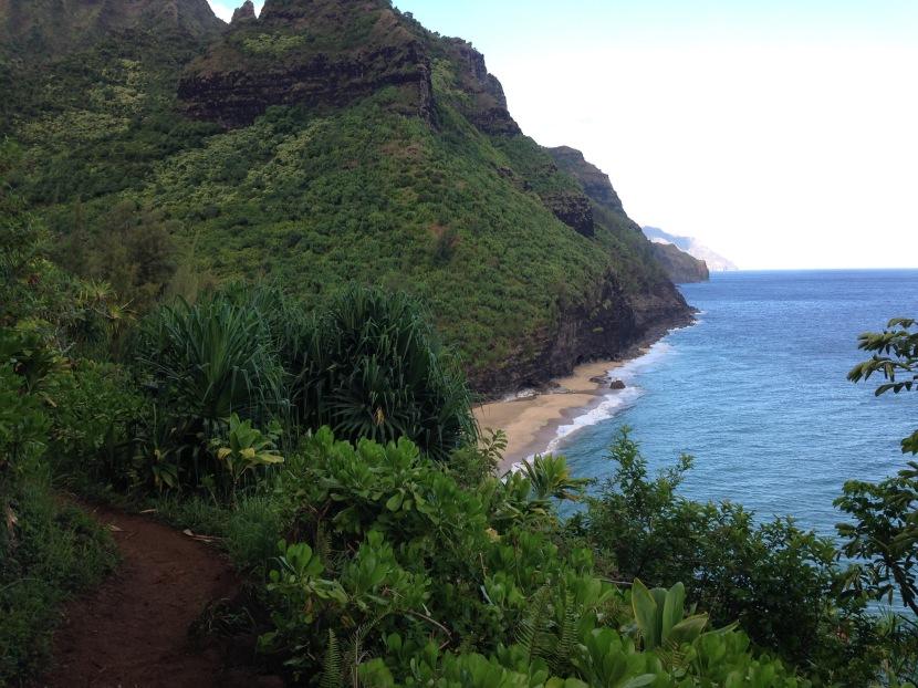 Vykort från Kauai, Hawaii