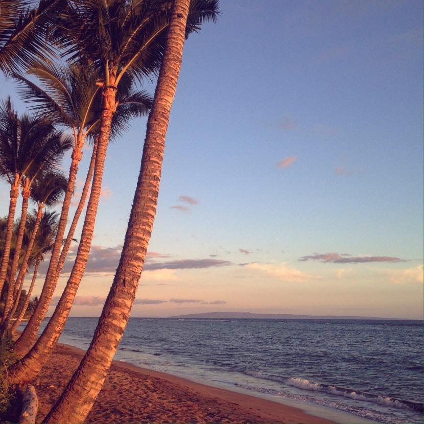 Vykort från Maui