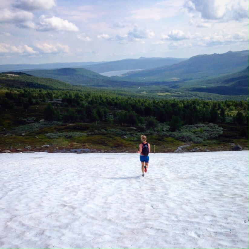 Vykort från Ammarnäs